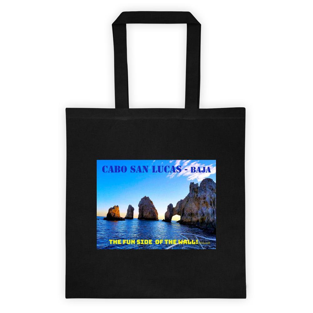 Cabo FUN side The Arches Lands End Tote bag-Totes, Purses, Bags-HRH Studio Boutique