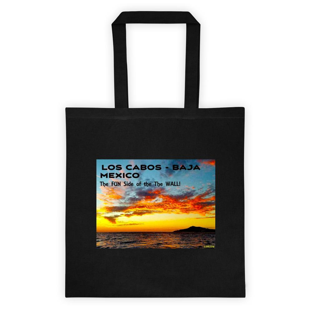 CABO FUN Sun Tote bag Totes, Purses, Bags- HRH Studio Boutique