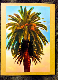 Colorful Palm Card-Greeting Cards/Prints-HRH Studio Boutique