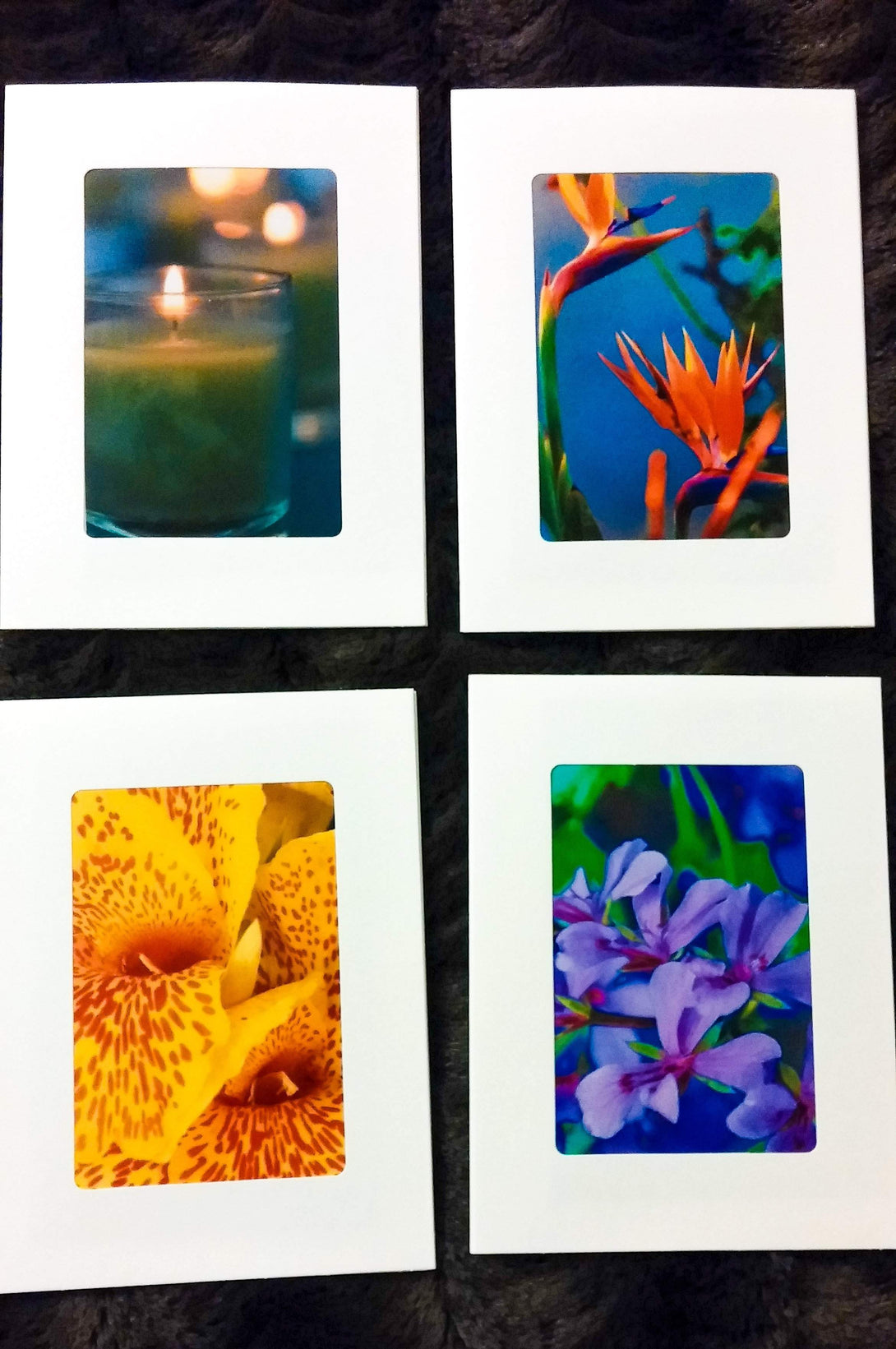 Custom Cards Variety set-Greeting Cards/Prints-HRH Studio Boutique
