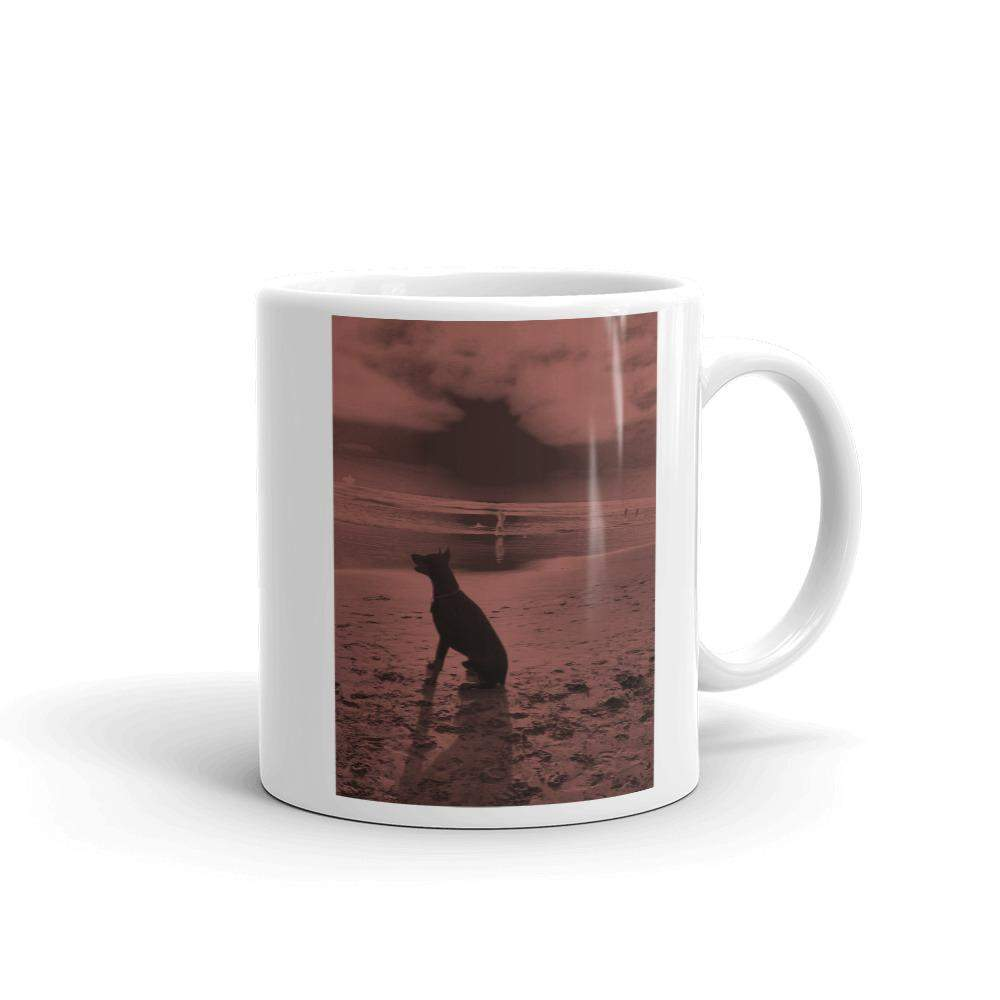 Dog Coffee Mug-Mugs - Coffee Mugs-HRH Studio Boutique
