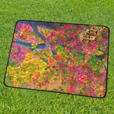 Fall Trees Colors Portable & Foldable Mat 60''x78''-Portable & Foldable Mat 60''x78''-HRH Studio Boutique