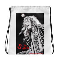 Keith St John Rocker 2 Drawstring bag-HRH Studio Boutique