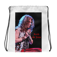 Keith St John Rocker! Drawstring bag-HRH Studio Boutique