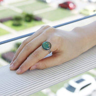 MOOD RING - Happy Face!-RING-HRH Studio Boutique