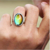 MOOD RING - OVAL-RING-HRH Studio Boutique