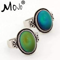 Mood Ring - Stunning Oval with Design-RING-HRH Studio Boutique