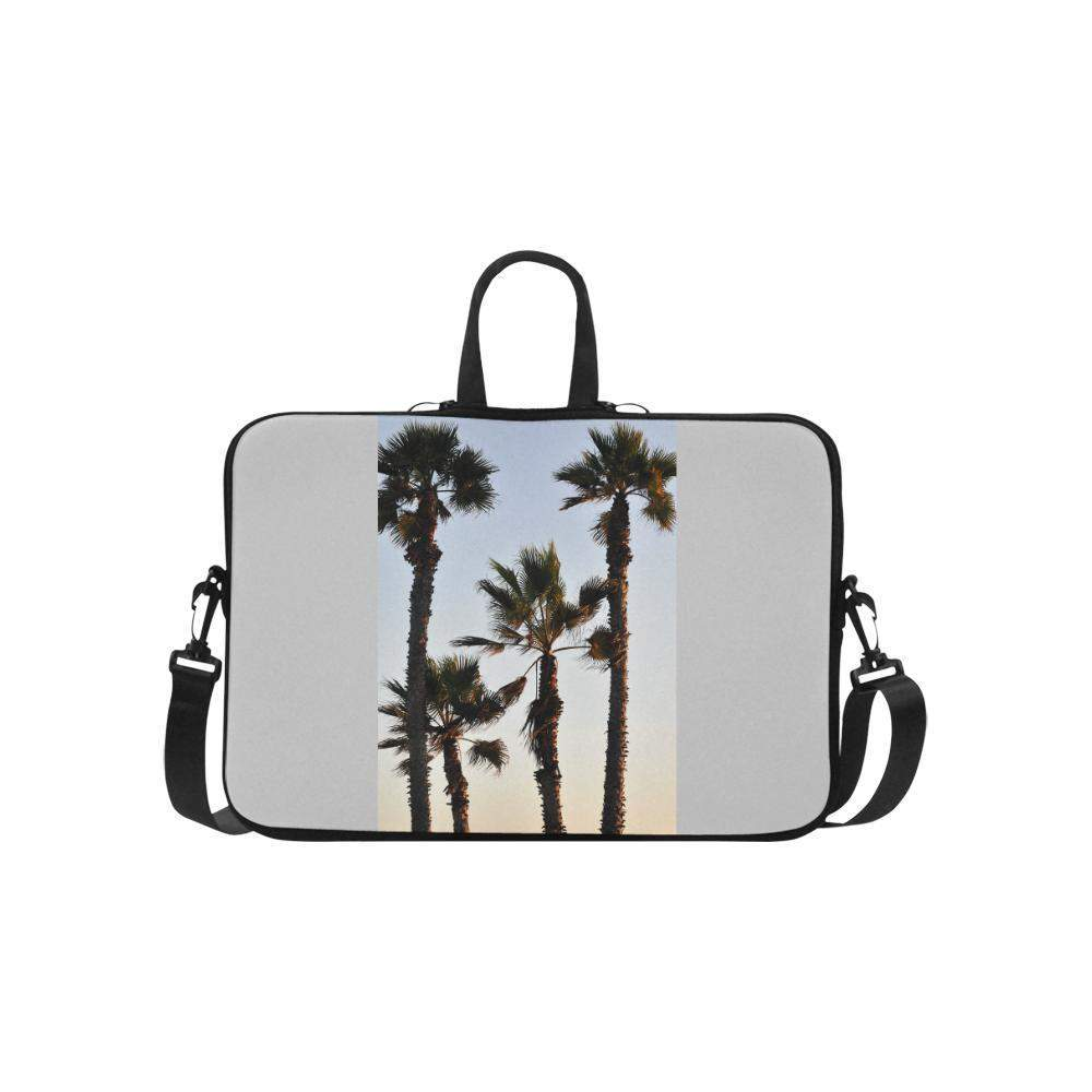 Palms grey Laptop Handbags 15