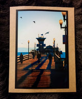 Pier Card-Greeting Cards/Prints-HRH Studio Boutique
