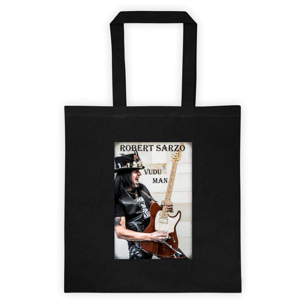 Robert Sarzo - RAWK Tote bag ** FREE Shipping in the States!-Totes, Purses, Bags-HRH Studio Boutique