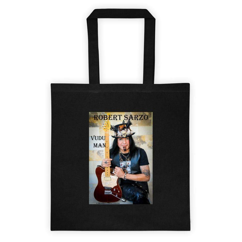 Robert Sarzo Tote bag! ** Free Shipping in the States!-Canvas Tote Bag (1657)-HRH Studio Boutique