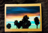 Rooftop Palms Card-Greeting Cards/Prints-HRH Studio Boutique