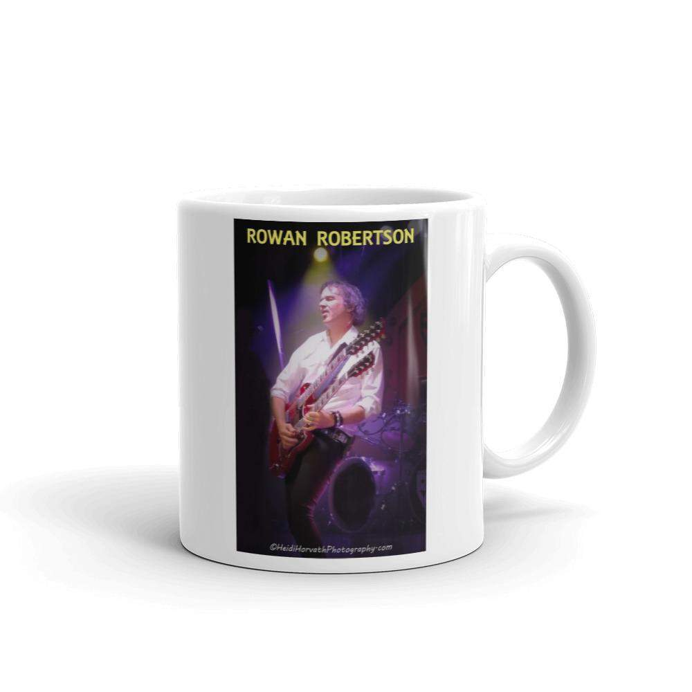 ROWAN ROBERTSON Rocking out Mug Mugs - Coffee Mugs- HRH Studio Boutique