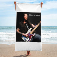 SEAN McNABB Beach Towel-Towel - Beach Towel-HRH Studio Boutique