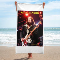 SEAN McNABB Towel!!-Towel - Beach Towel-HRH Studio Boutique