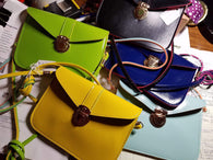 Sling Bag - mini - colors!-PURSE - MINI SLING-HRH Studio Boutique