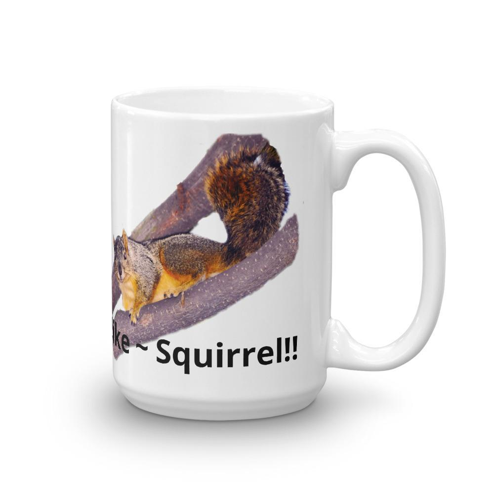 SQUIRREL MUG - Some days. Mugs - Coffee Mugs- HRH Studio Boutique