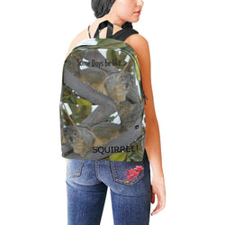 Squirrel Photo BAG - Backpack Bag/Backpack- HRH Studio Boutique