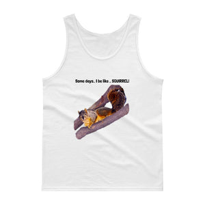 SQUIRREL Tank top-Tank Tops-HRH Studio Boutique