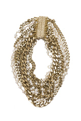 Paige Necklace gold