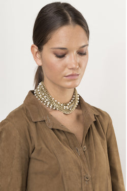 Charmer Necklace gold