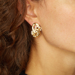 Nodi earrings