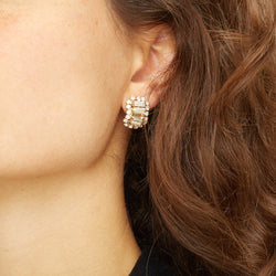 Comete earrings
