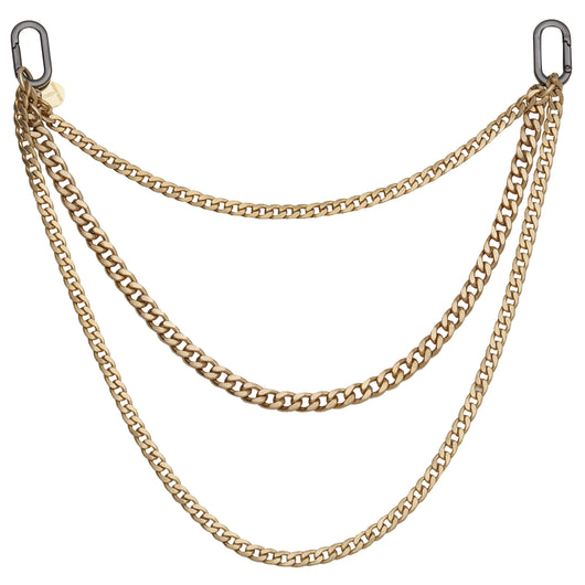 Easy necklace and pants chain