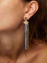 Agora earrings