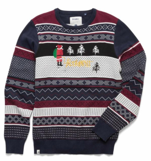 Altamont BAD SANTA SWEATER