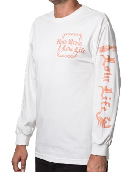 Altamont LOW BROW L/S TEE