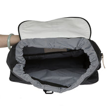 Load image into Gallery viewer, The Enter Accessories Waterproof Tarpaulin Hiker Backpack Inside