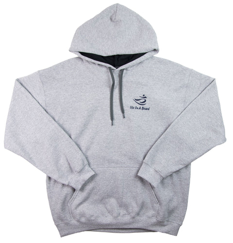 Life On A Board LOAB Stamp Hoodie