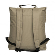 Load image into Gallery viewer, Enter Accessories Khaki Canvas Backpack