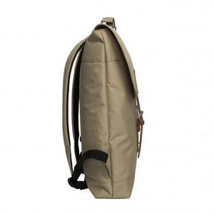 Enter Accessories Khaki Canvas Backpack