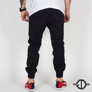 Golden Denim Marathon Joggers