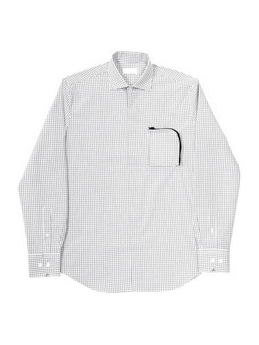 Efface Check Shirt
