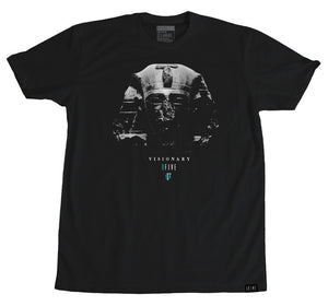 9FIVE Pharaoh Tee BLK