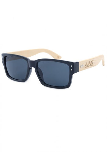 A Lost Cause Eazy Bamboo Sunglasses