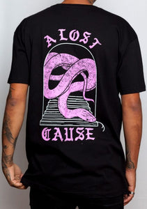 A Lost Cause Gateway Tee Back