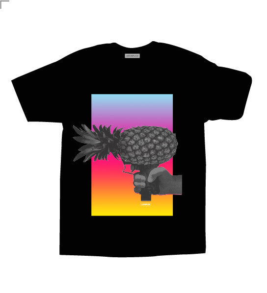Akomplice Pineapple Mob Tee