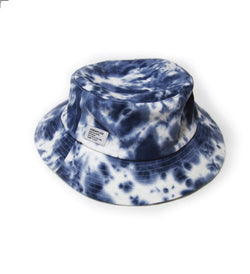 Blue Dilation Bucket Hat