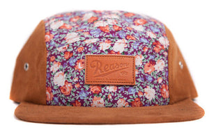 Reason Bonfire 5 Panel Patch Cap