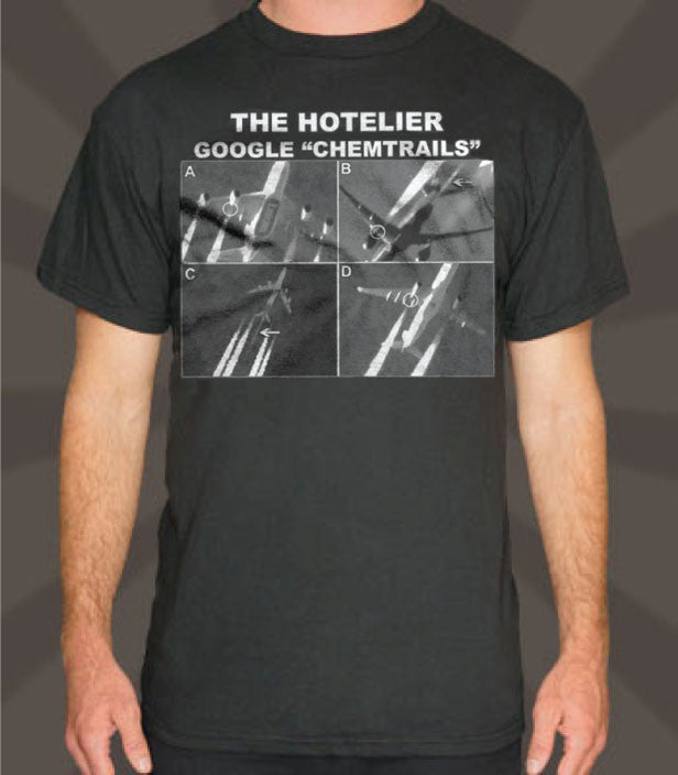 The Hotelier Chemtrails Tee