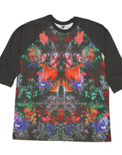 Load image into Gallery viewer, Waimea Exotic Floral Raglan