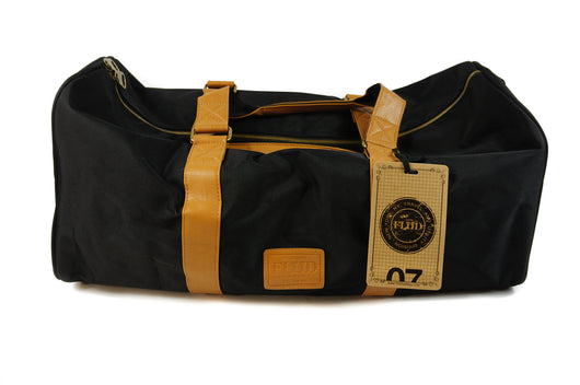 Flud Black Dufflebag