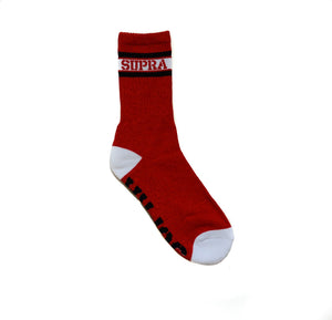 Supra Mark Heather Sock