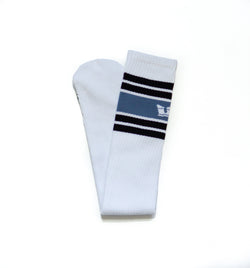 Supra Crenshaw Sock In White