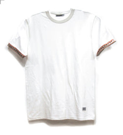 Akomplice Egyptian Tee In White