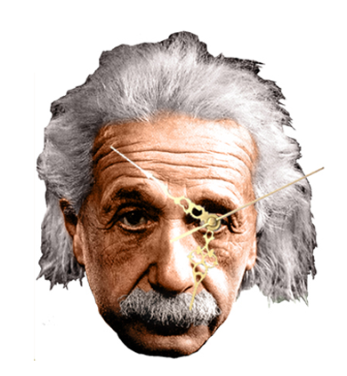 Clockwork Cros Albert Einstein